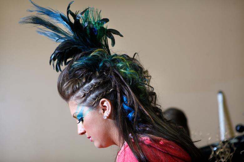 Hair Fashion Show Impression Hair Style
